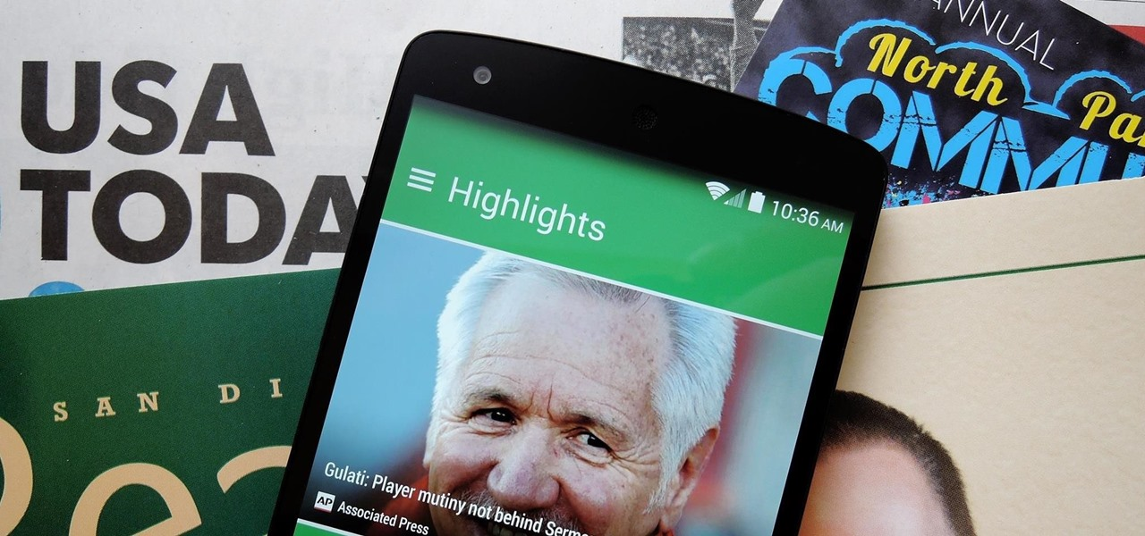 Get the HTC One M8's All New BlinkFeed Launcher on Your Nexus 5