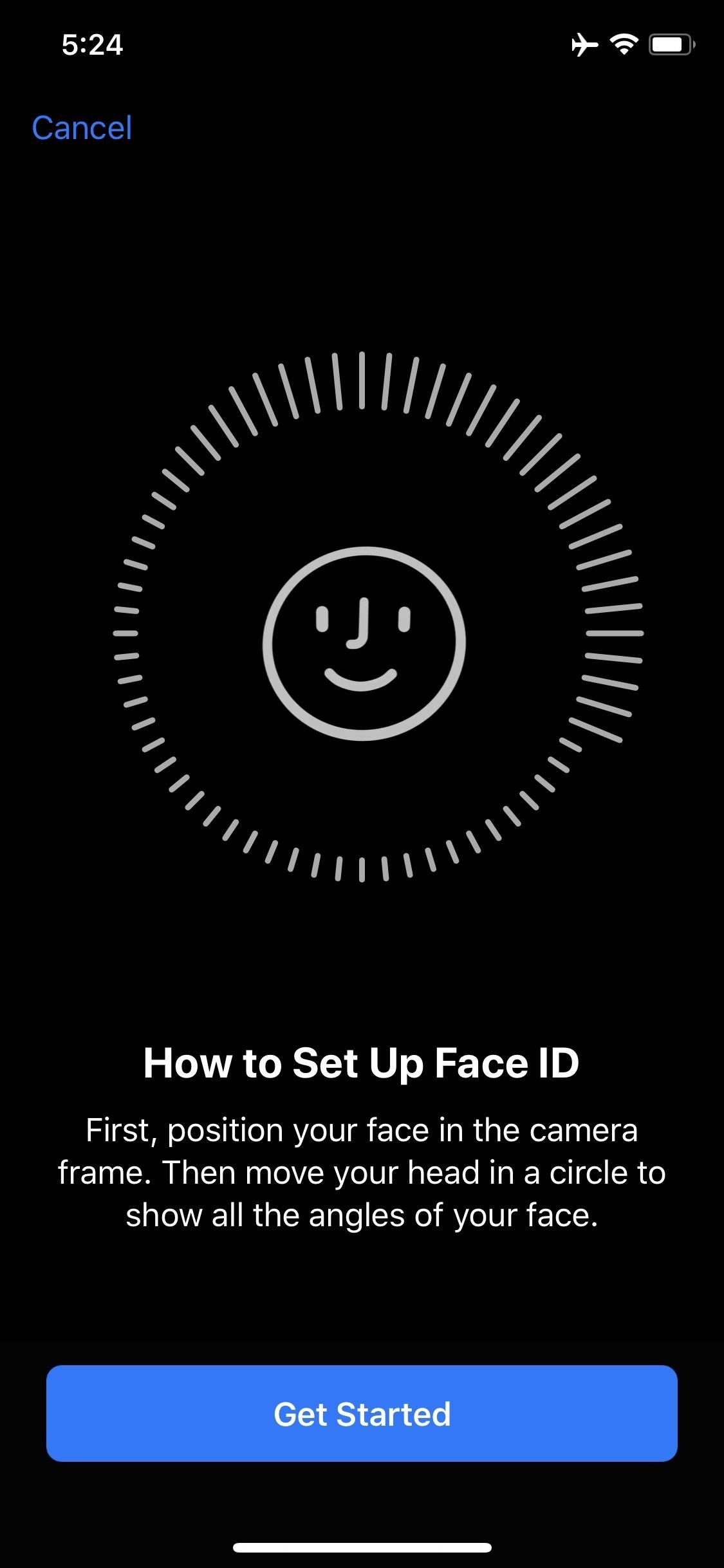 How to Set Up Face ID on Your iPhone X, XS, XS Max, or XR