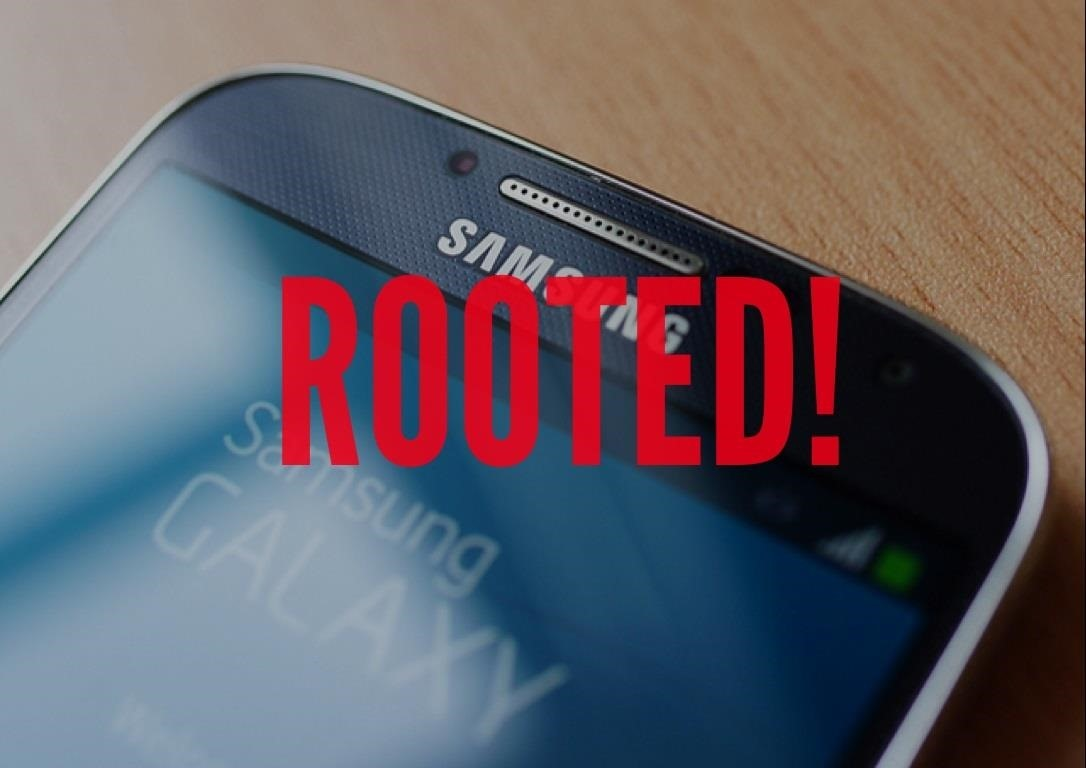 How to Root Your Brand Spanking New Samsung Galaxy S4