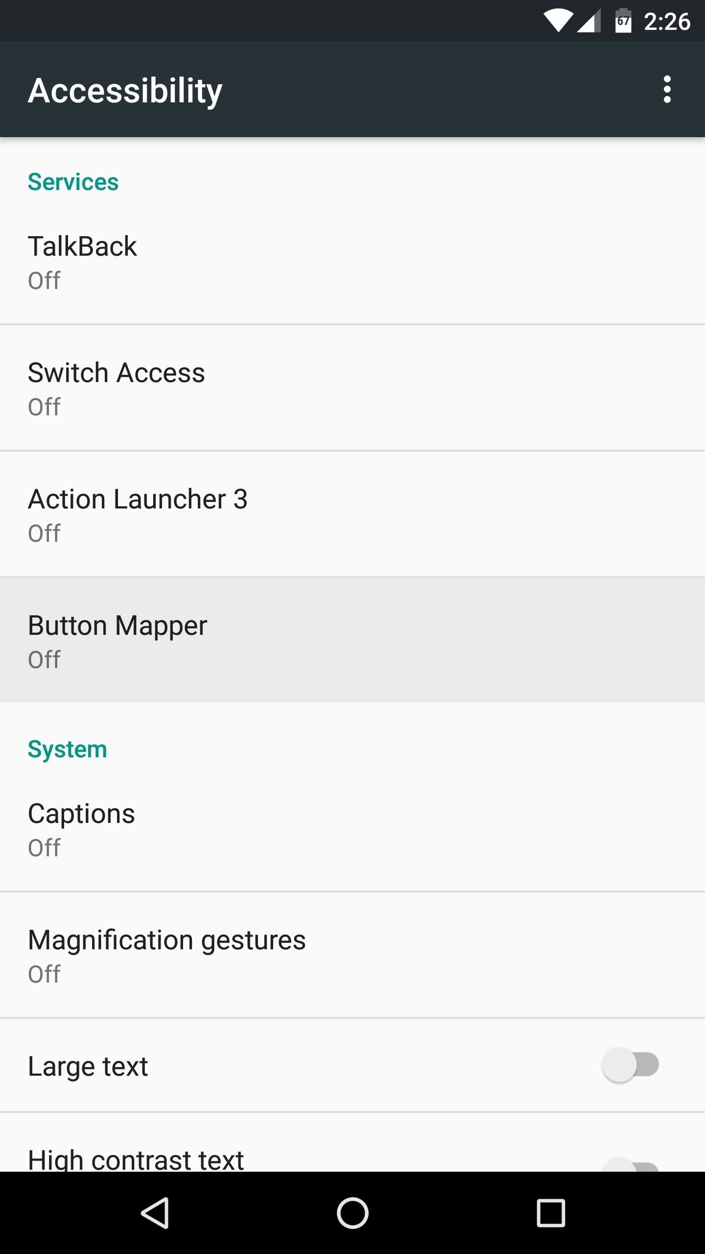 Turn Your Android's Buttons into Shortcuts for Almost Anything