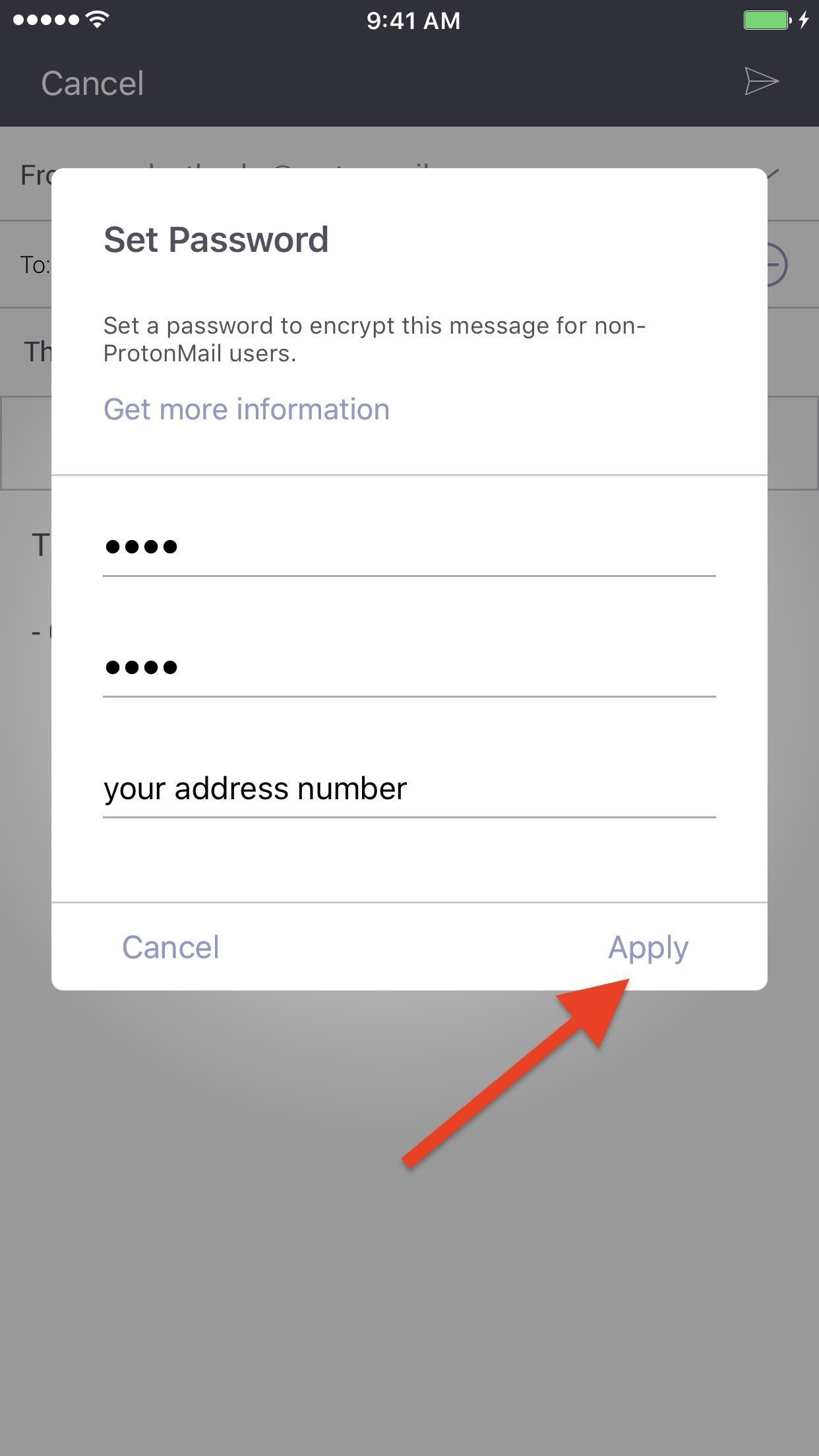 ProtonMail 101: How to Send Self-Destructing Emails