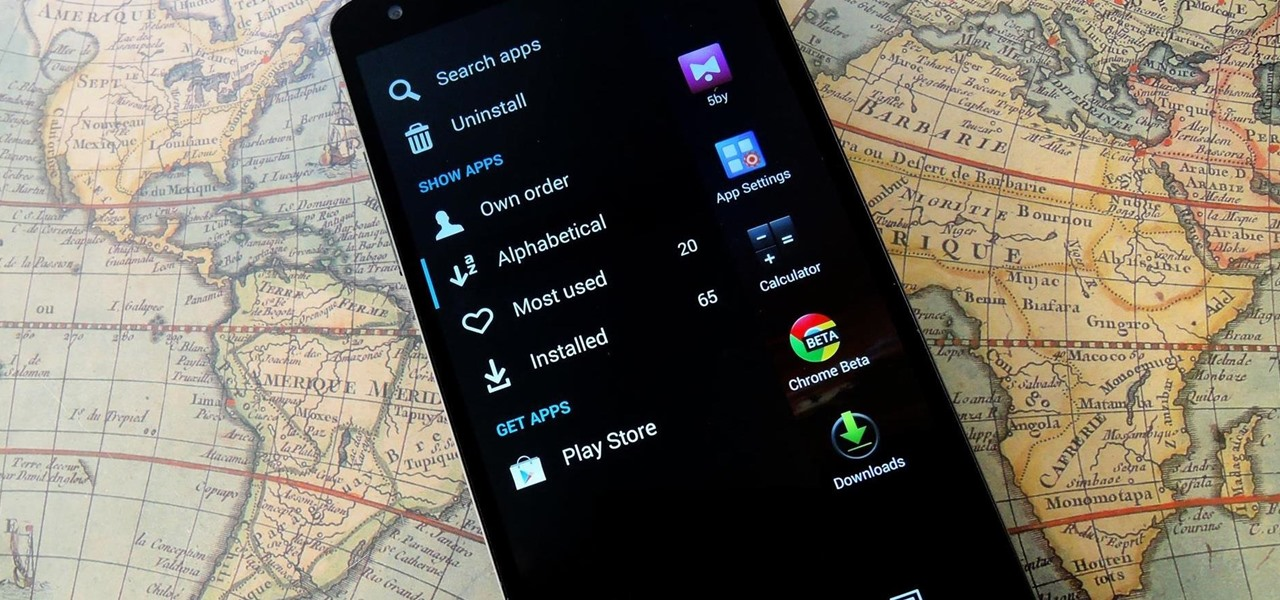 Get the New Sony Xperia Z2 Launcher on Your Nexus 5