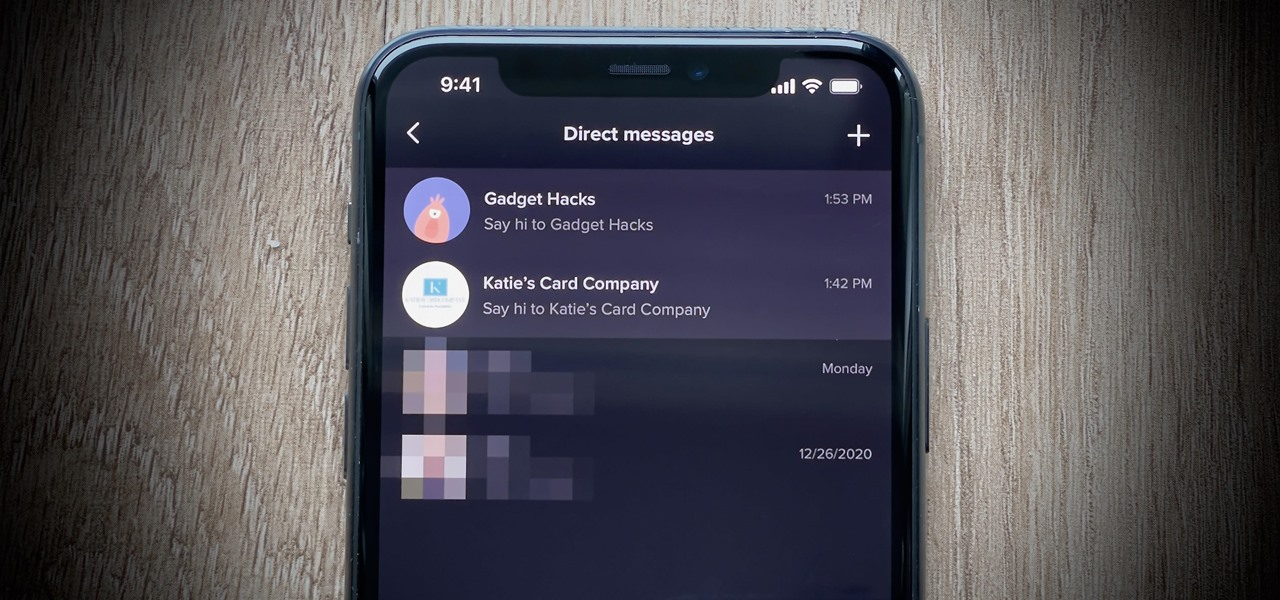 Pin Your Favorite TikTok DMs to the Top of Your Direct Messages Inbox for Quicker Access