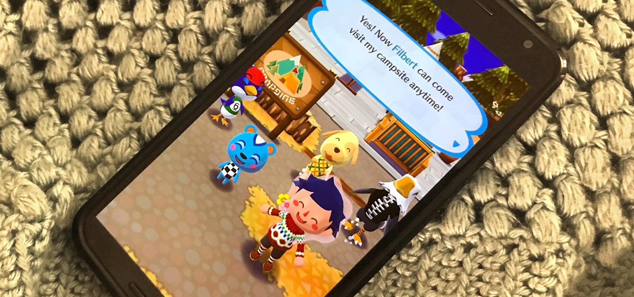 How to Get Your Animal Friends to Come to Your Campsite in Animal Crossing