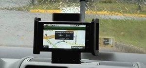 Use Google Maps Navigation on Motorola DROID
