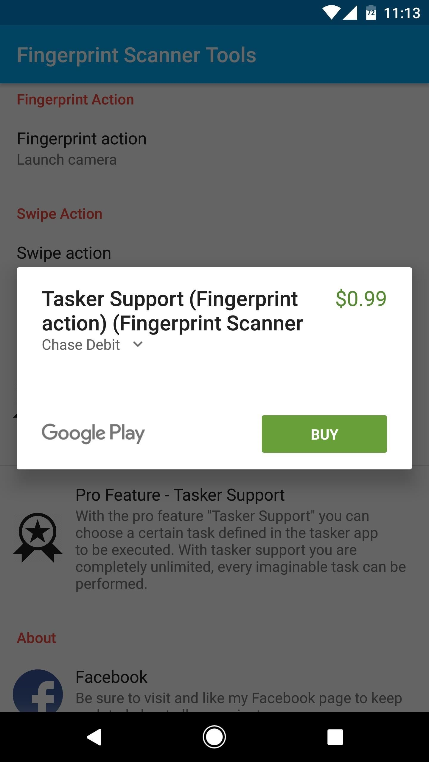How to Use Your Fingerprint Scanner to Do Almost Anything with Tasker