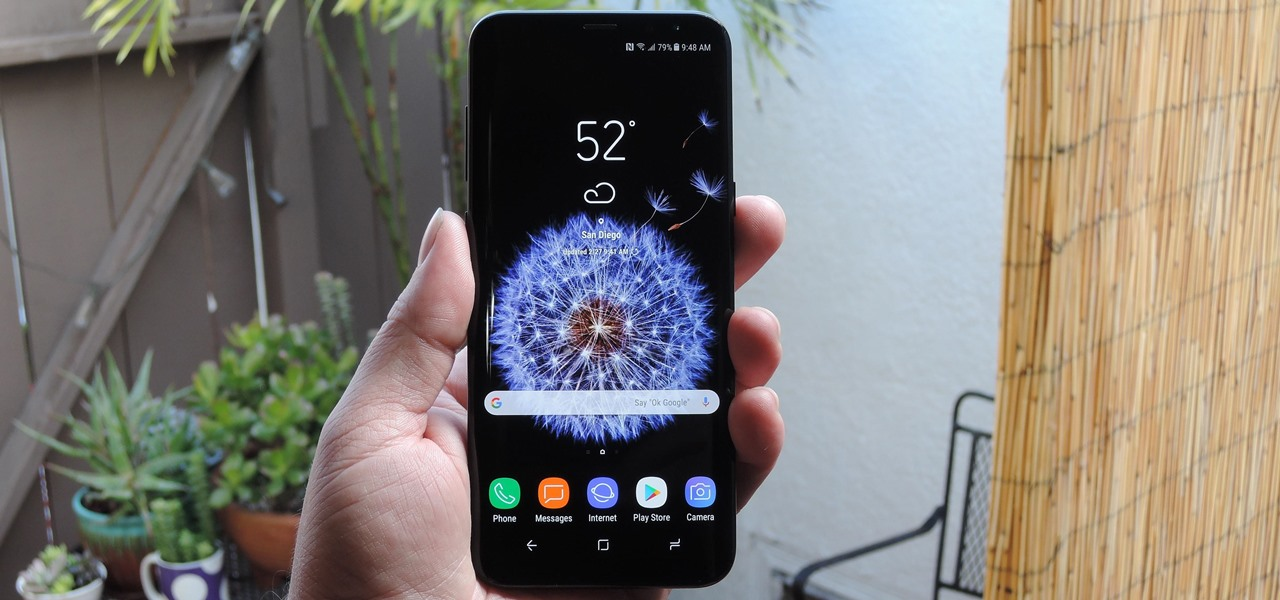 Get the Galaxy S9's New Wallpapers on Any Phone
