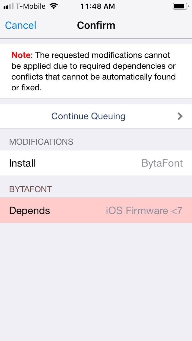 How to Instantly Determine Which Jailbreak Tweaks Will Work on Your iPhone