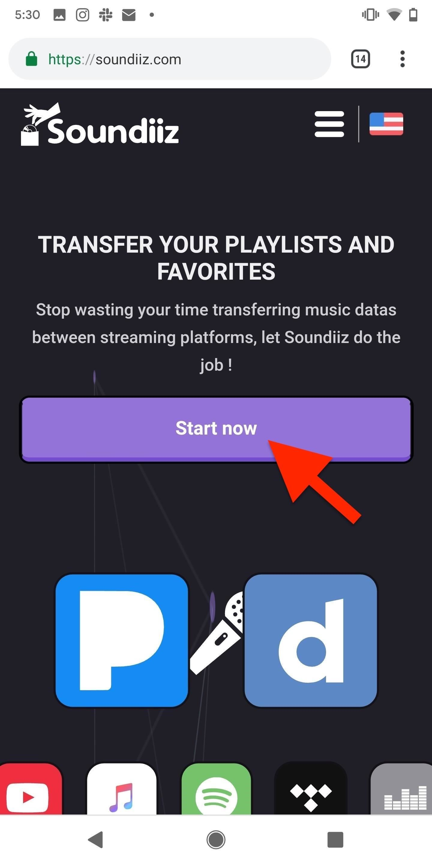 Is there a way to transfer your spotify playlist to apple music