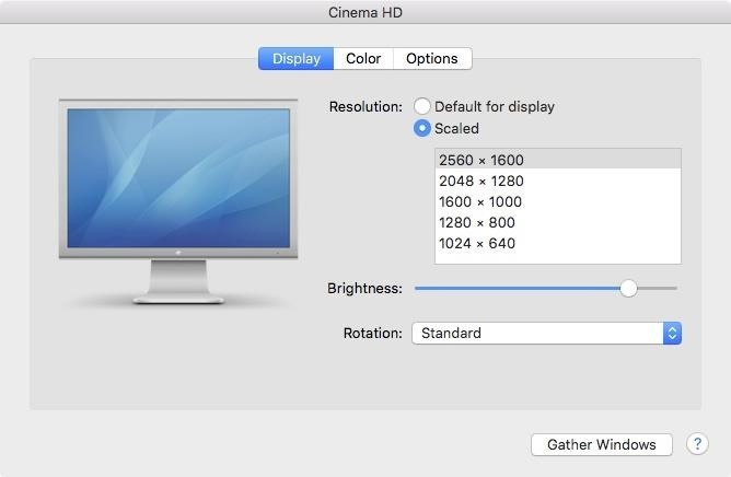 How to Connect an External Display to Your MacBook, MacBook