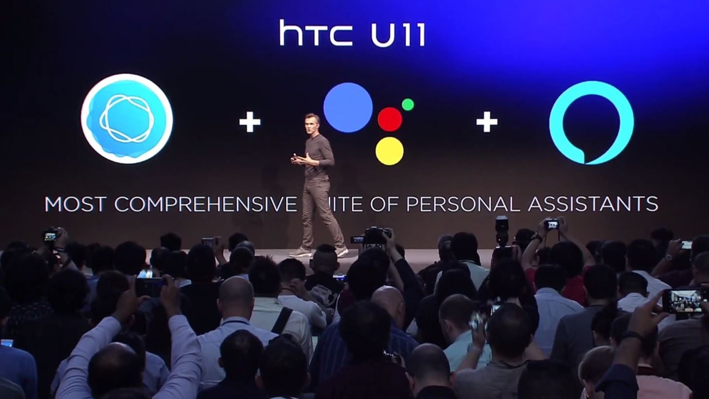 HTC U11 Officially Unveiled — Here's the Lowdown