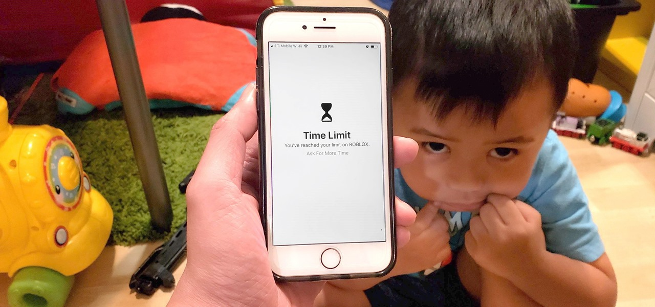 Set Downtime in iOS 12 to Keep Your Child (Or Yourself) Distraction-Free
