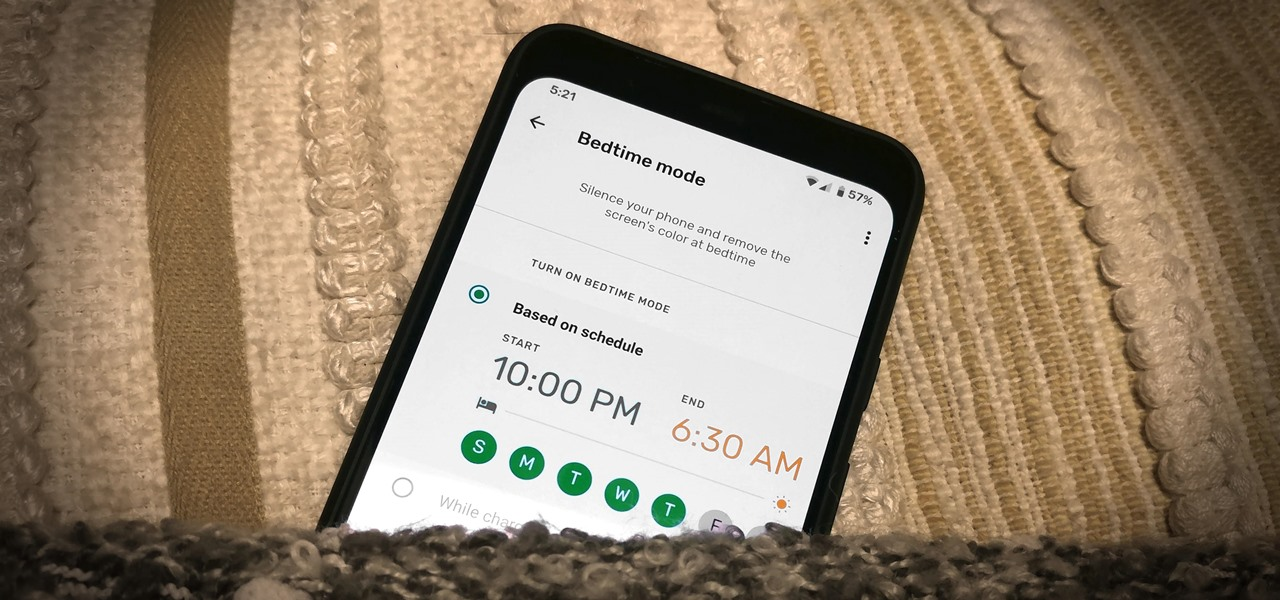 Enable Bedtime Mode on Your Android Device