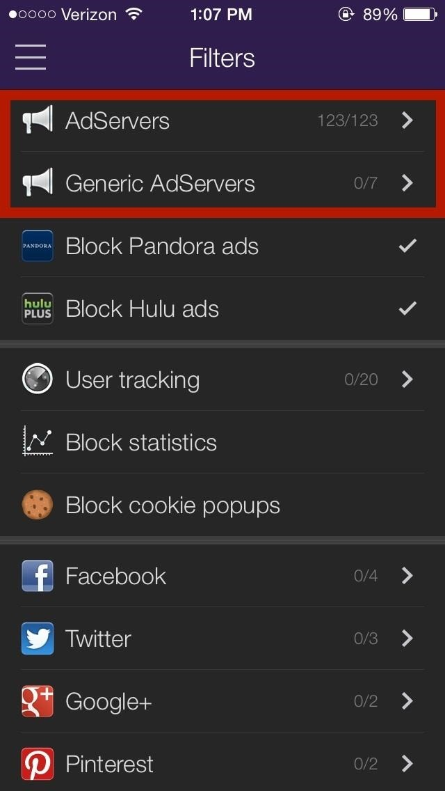 App blocking app - blocking device