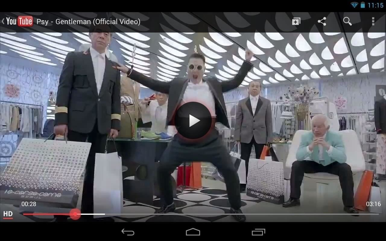 How to watch youtube videos offline on your nexus 7 tablet nexus step 3using youtube downloader ccuart Gallery
