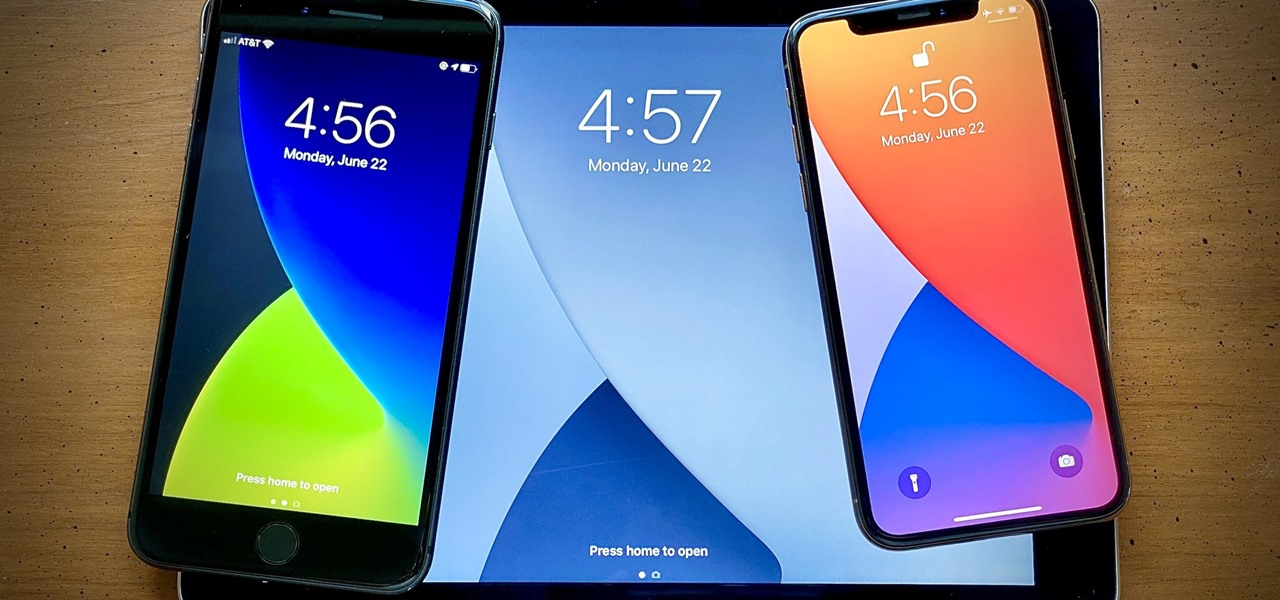 How To Get Ios 14 S New Wallpapers On Any Iphone Or Android Phone Ios Iphone Gadget Hacks