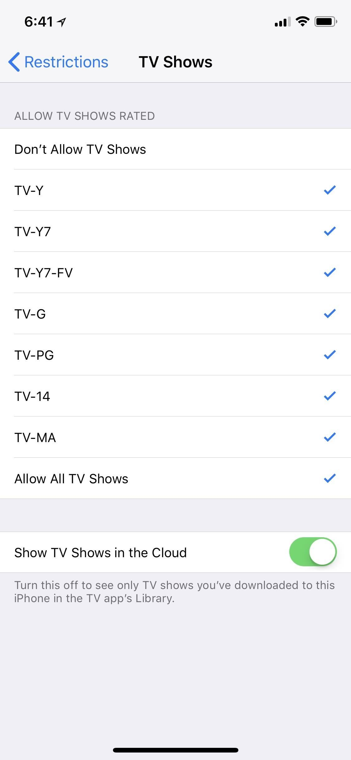 How to Hide or Restrict Apps, Features, Content & Settings on an iPhone