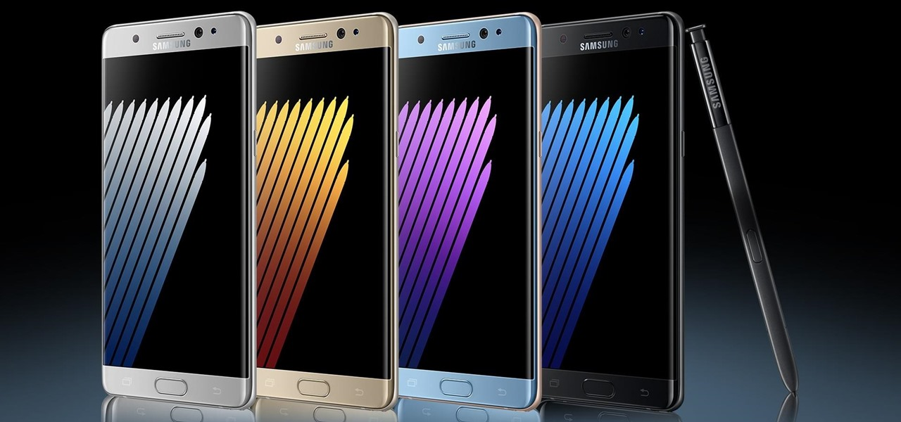 Samsung's Galaxy Note7 Has Lots of Firsts—But Will It Be a Game-Changer?