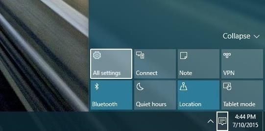 Miss the Charms Bar? Here's How to Access the Same Features on Windows 10