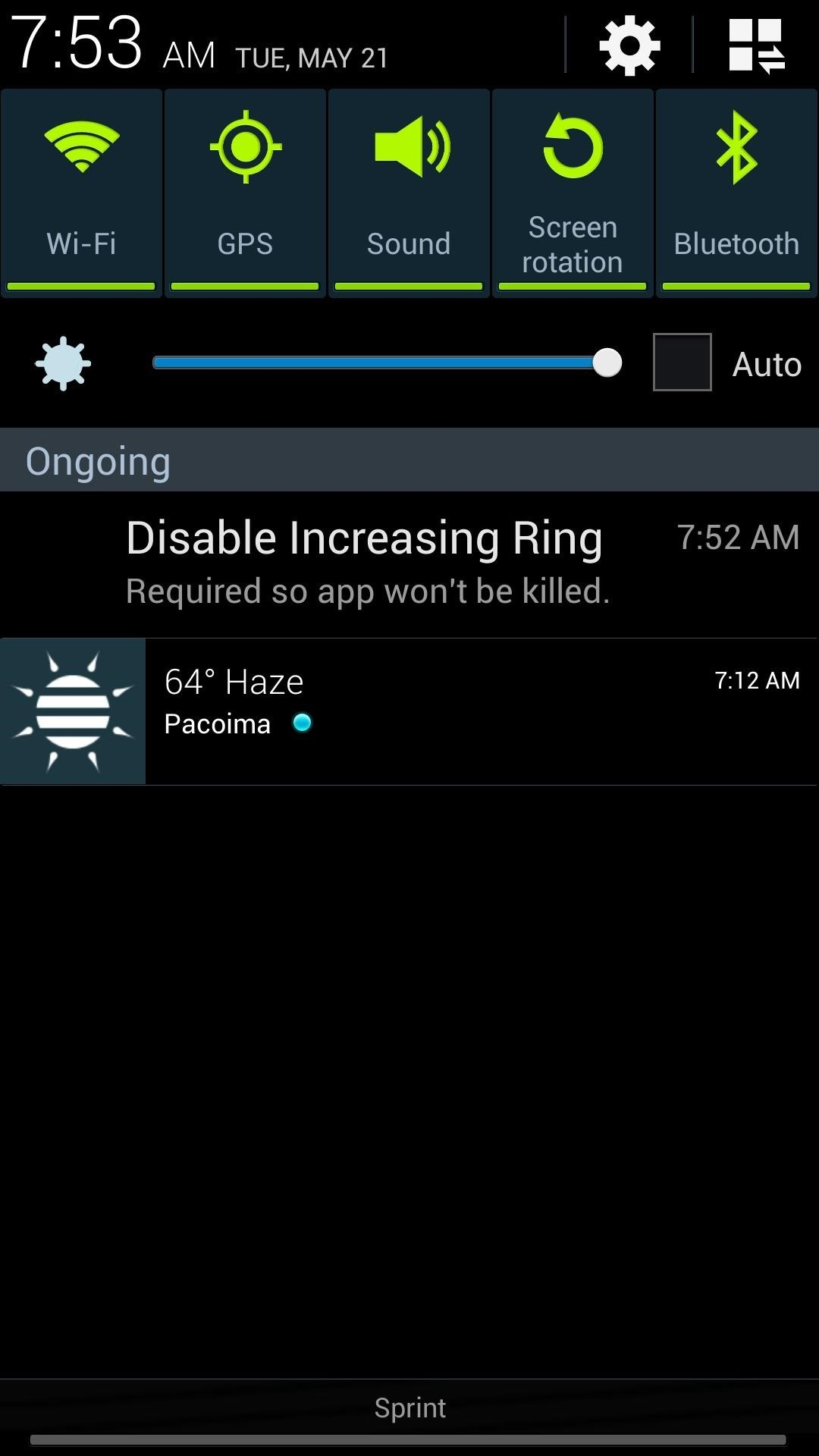 samsung galaxy s4 notification ringtone