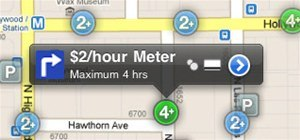 """Locate Free Parking Spots with Streetline's """"Parker"""" App"""