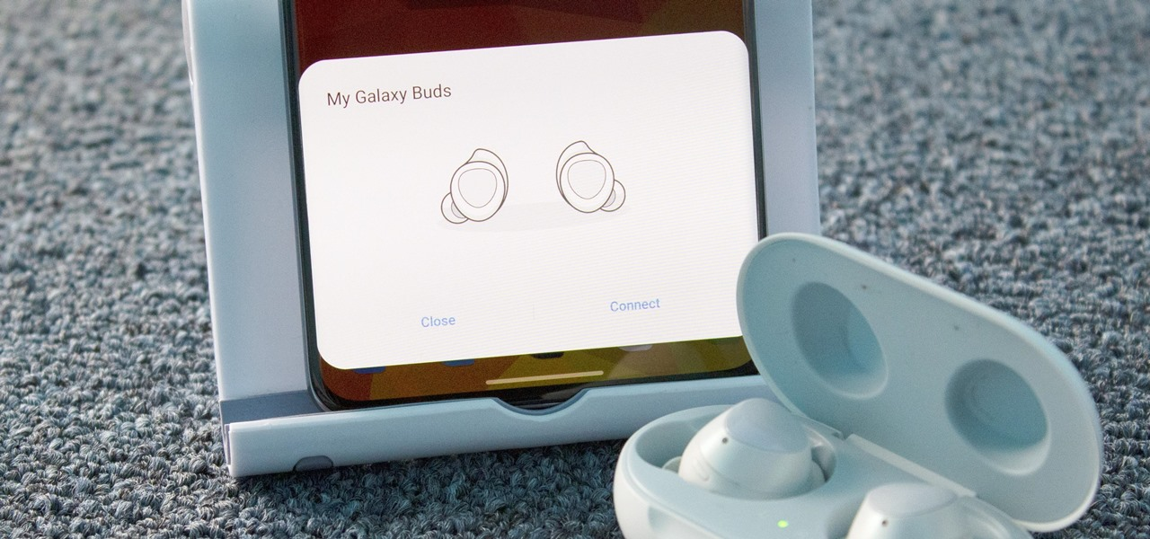 Your Galaxy S20 Will Detect Your Galaxy Buds Automatically