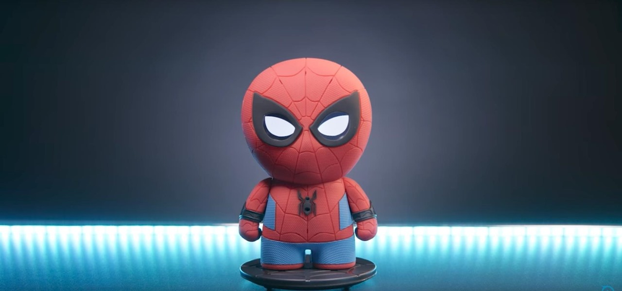 New App-Enabled Toy Will Make Your Spidey Senses Tingle