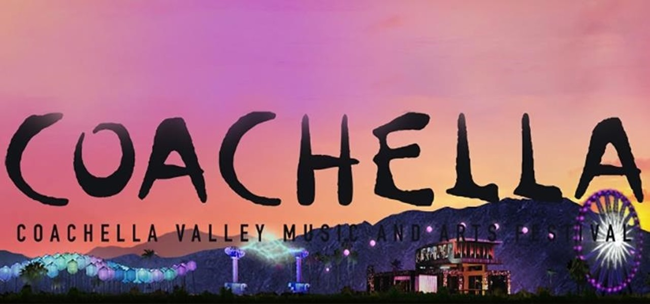 Watch the Coachella Music Festival on Your HDTV All Weekend