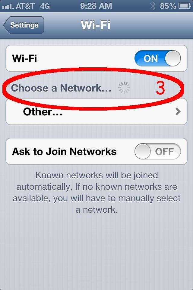 Ios 6 Broke Your Wi Fi Here S How To Fix Connection