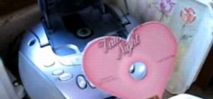 Make custom shaped CDs and DVDs