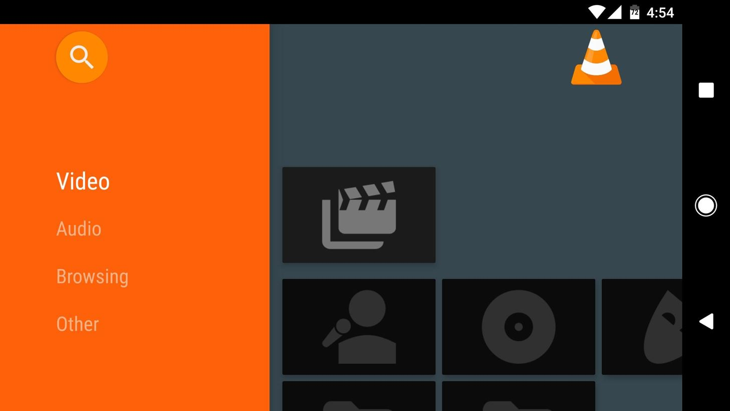vlc android cast to samsung tv