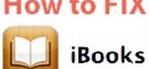 Fix nonworking iBooks on your jailbroken iPhone iOS4
