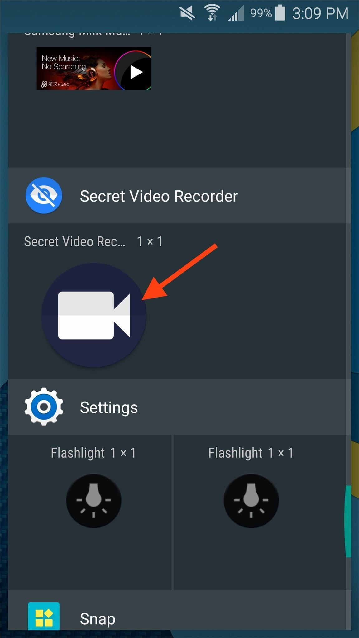 How to Secretly Record Videos on Android « Android :: Gadget