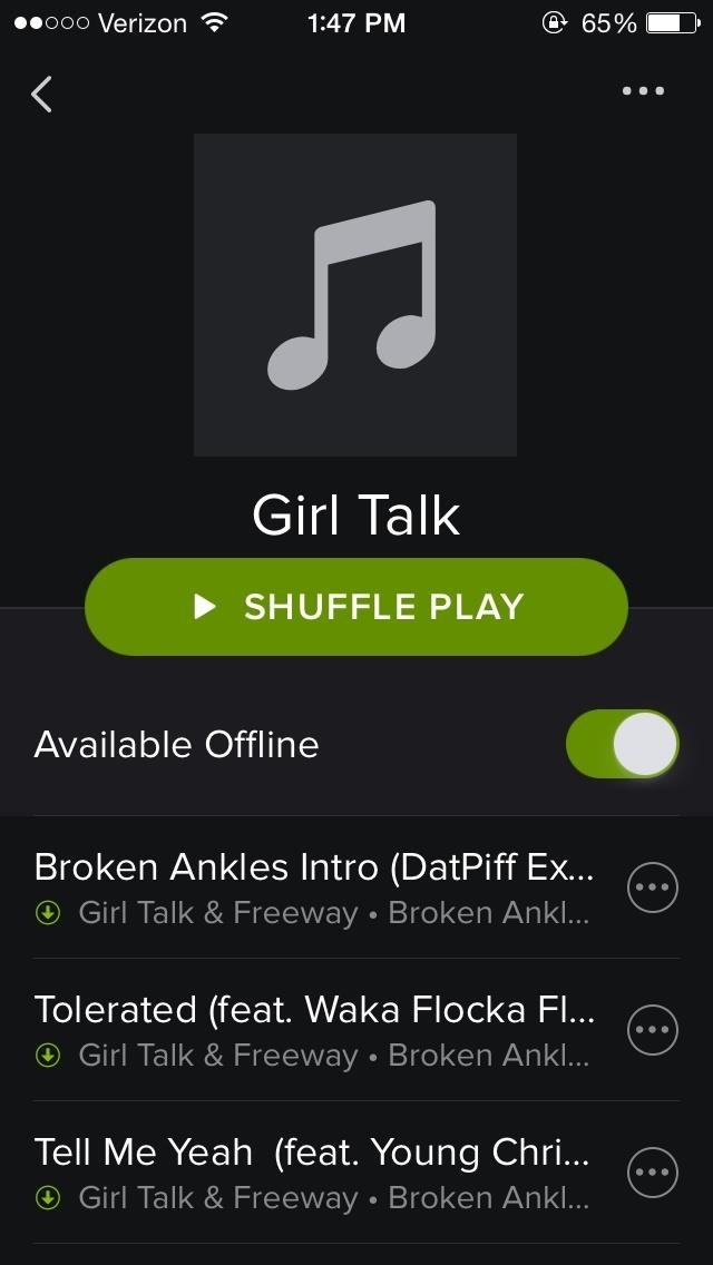 How do you import music from spotify to itunes