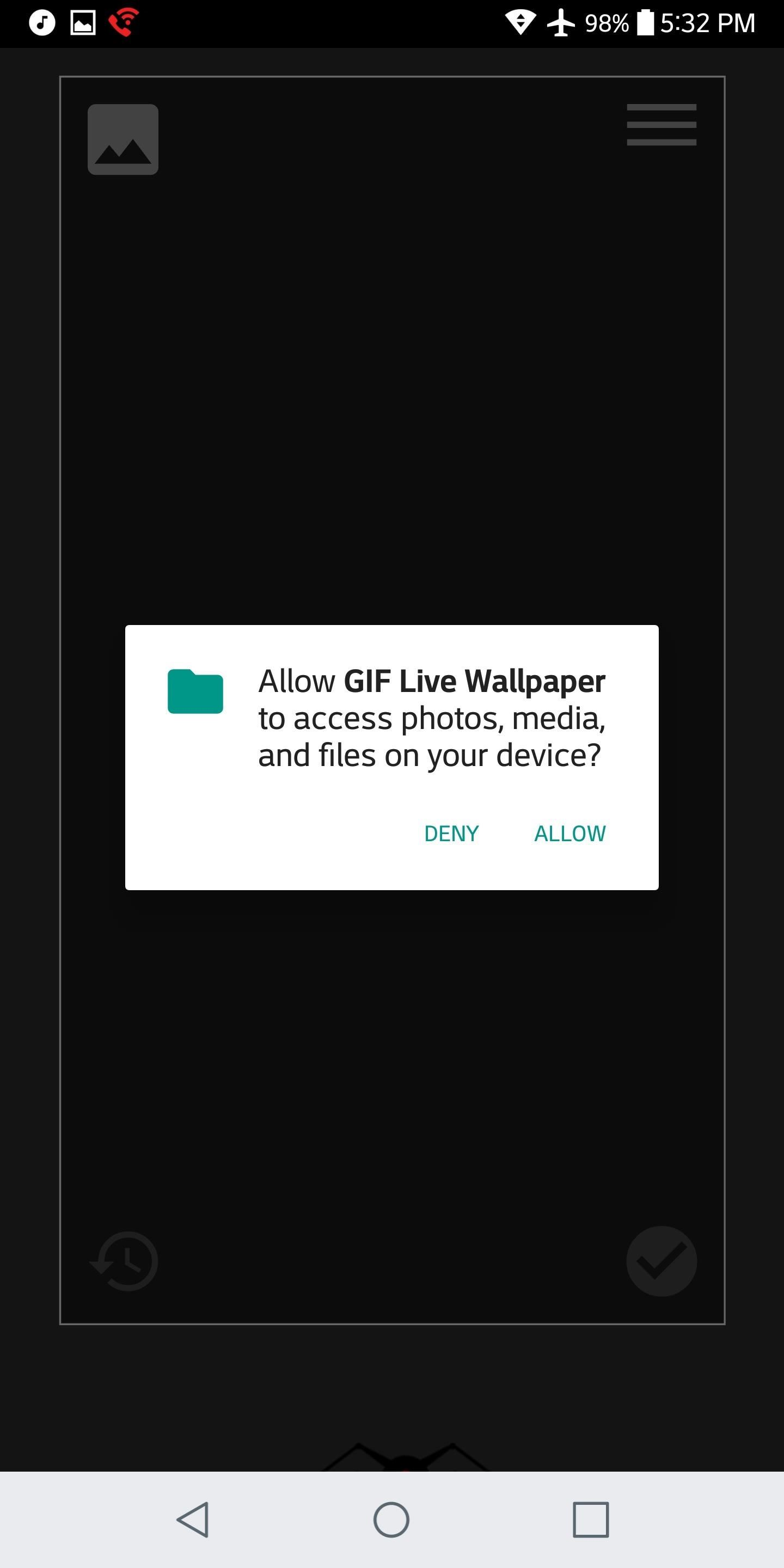 How To Set A Gif As The Wallpaper On Your Android S Home Or Lock