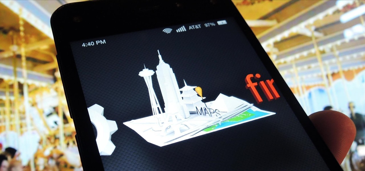 Pin Apps to the Carousel on the Amazon Fire Phone
