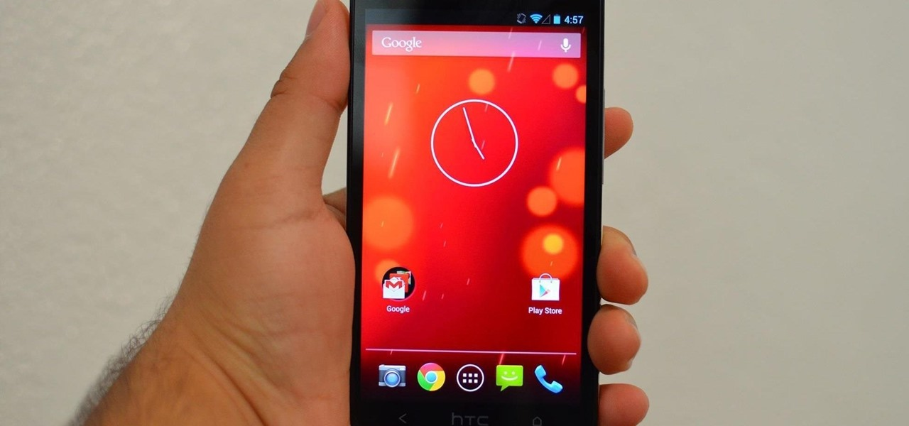Convert Any HTC One into a Stock Google Play Edition with Bootloader, Recovery, & OTA Updates