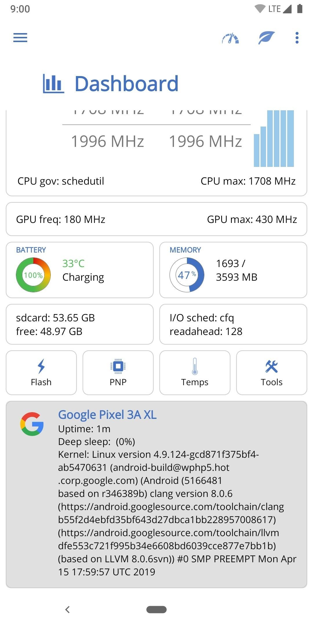 How to Install the ElementalX Custom Kernel on Your Pixel 3a