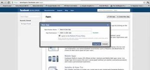 Turn on the new Facebook profile features early