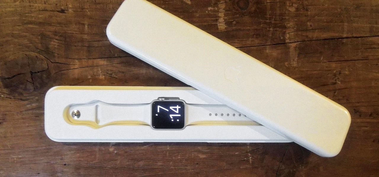 Turn Your Apple Watch Case into a Charging Dock