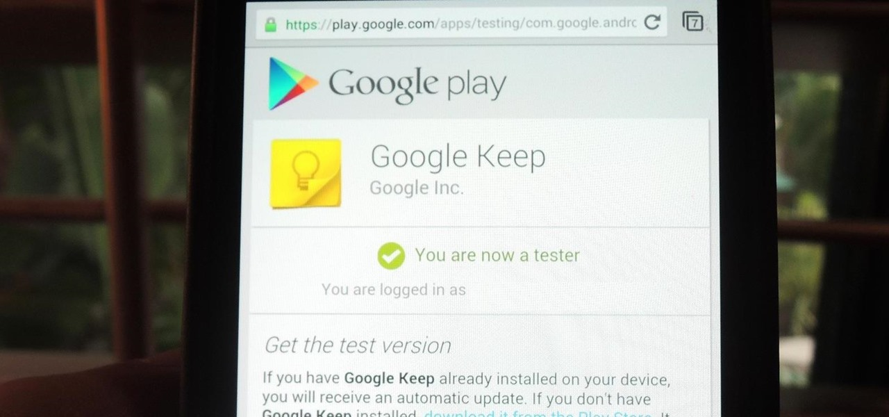 Stay on the Bleeding Edge of Google's Apps