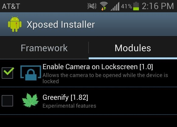 How to Easily Access Your Camera from the Lock Screen on Your Samsung Galaxy Note 2