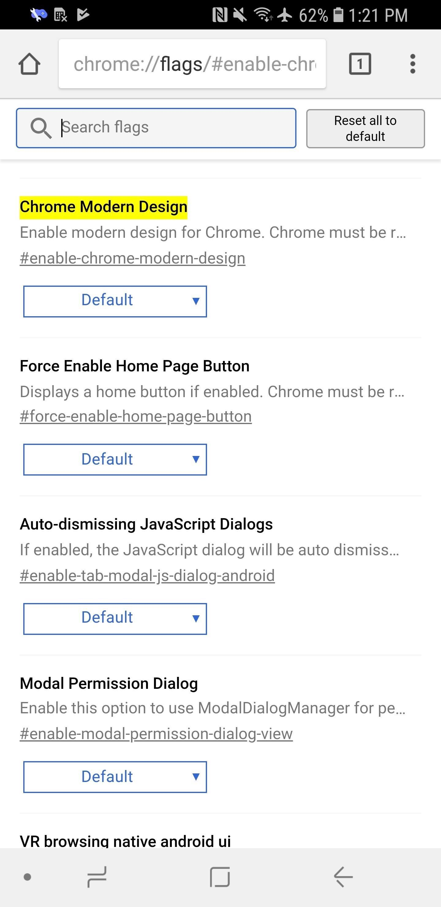 Google Chrome 101: How to Unlock the Material Design 2 User Interface with Round Icons & Blended Status Bar