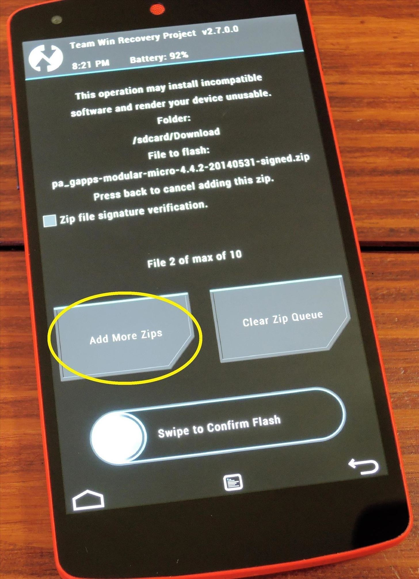 How to Get Custom Hotword Detection to Launch Any App on Your Nexus 5