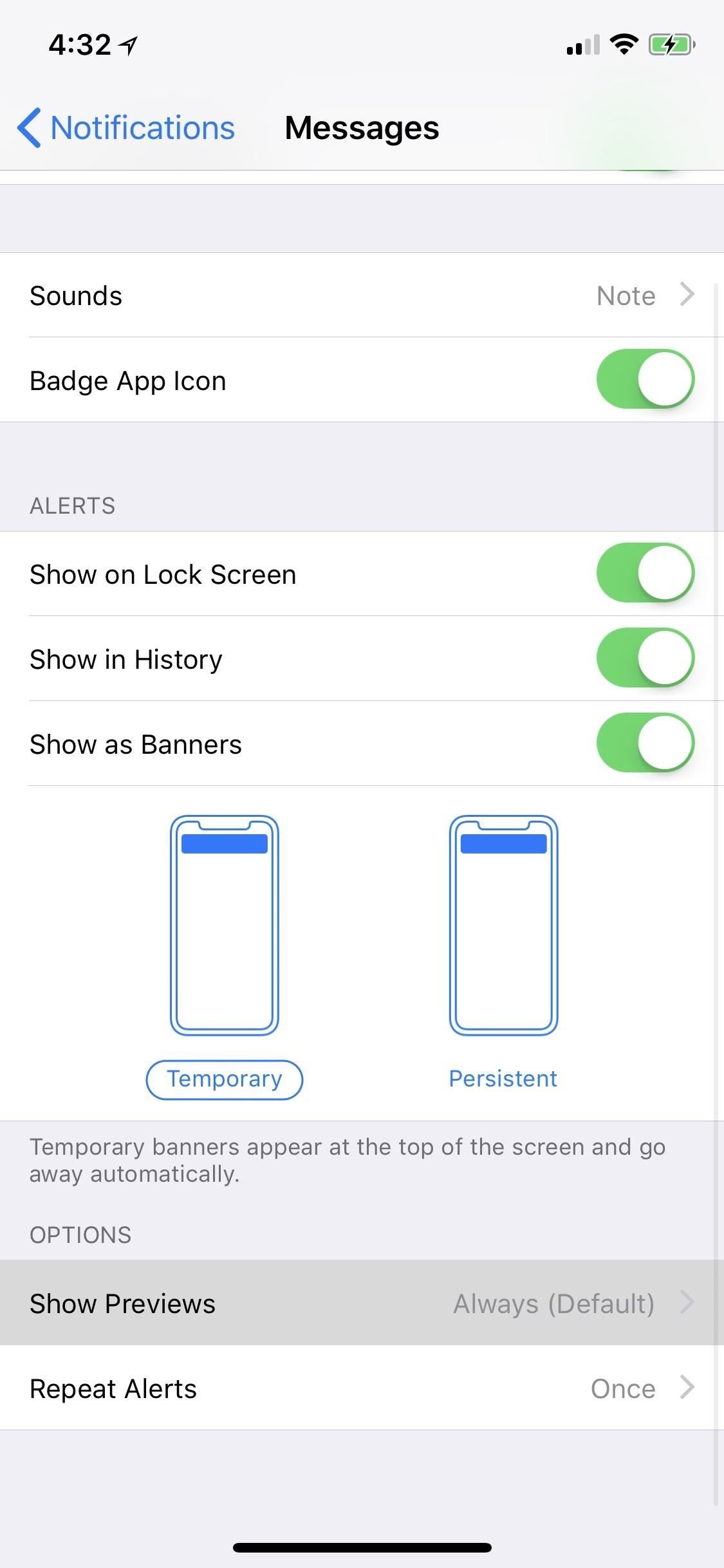 iOS Security 101: How to Keep Private Messages on Your iPhone's Lock Screen for Your Eyes Only