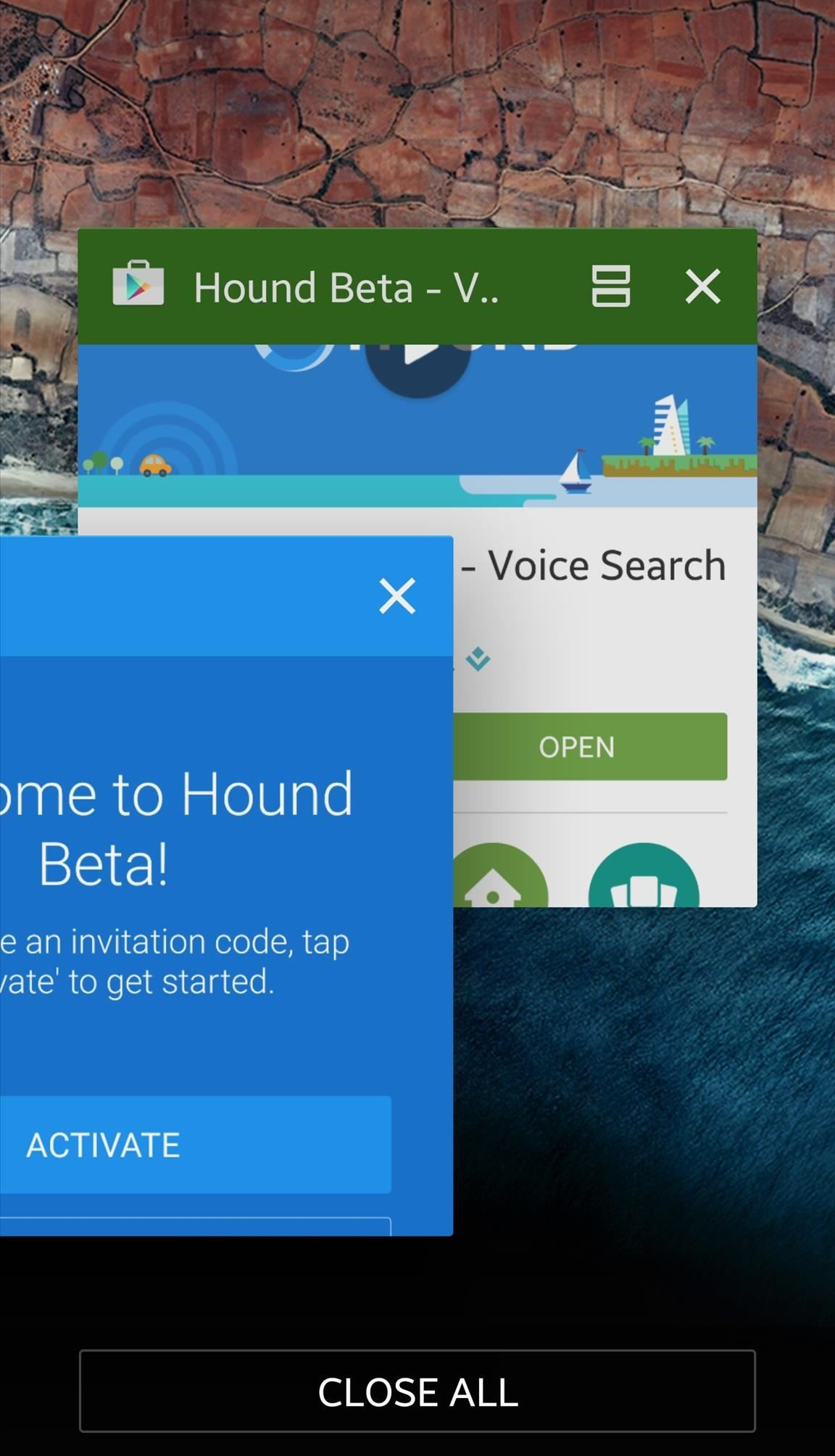 How to Use Hound on Android Without an Activation Code