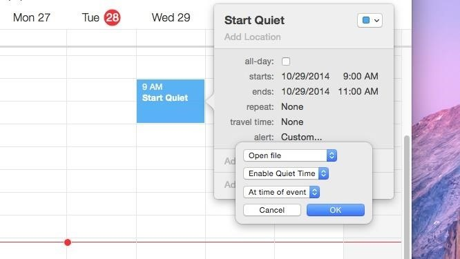 Automatically Disable Distractions on Your Mac for a Productivity Boost