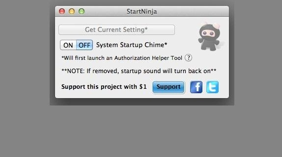 How to Silence Your Mac's Annoying Start-Up Chime