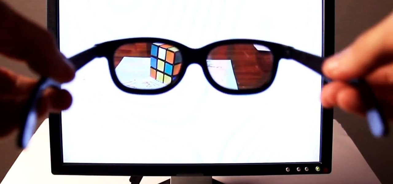 How to Hack an Old LCD Monitor into a Secret Computer Screen