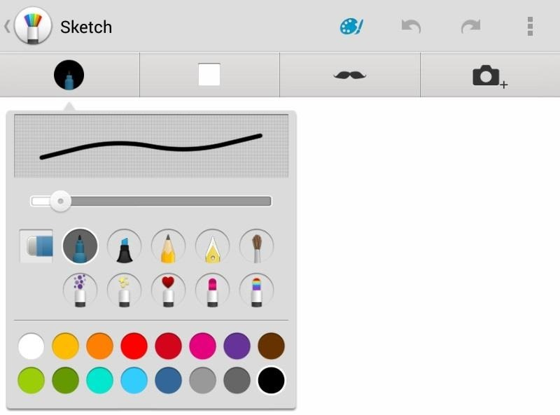 How to Install Sony's Sketch Drawing App on Your Nexus 7 Tablet for Improved Doodling